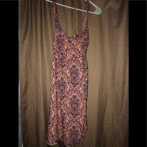 O'Neill printed flowy dress